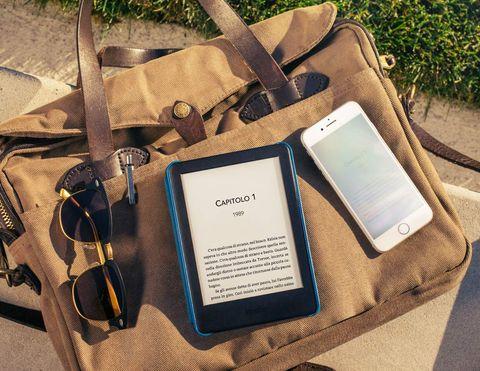e1f6d94ad0a939 I migliori lettori di ebook da scegliere per leggere ovunque