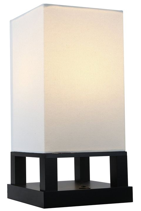 Lighting, Light fixture, Lamp, Sconce, Rectangle, Furniture, Table, Lighting accessory, Interior design,