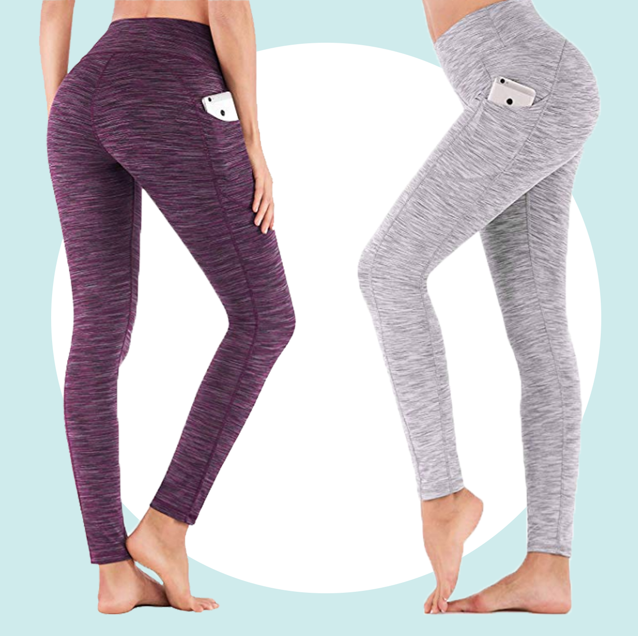 These $15 IUGA Yoga Pants Have More Than 1,000 Nearly Perfect Reviews on Amazon