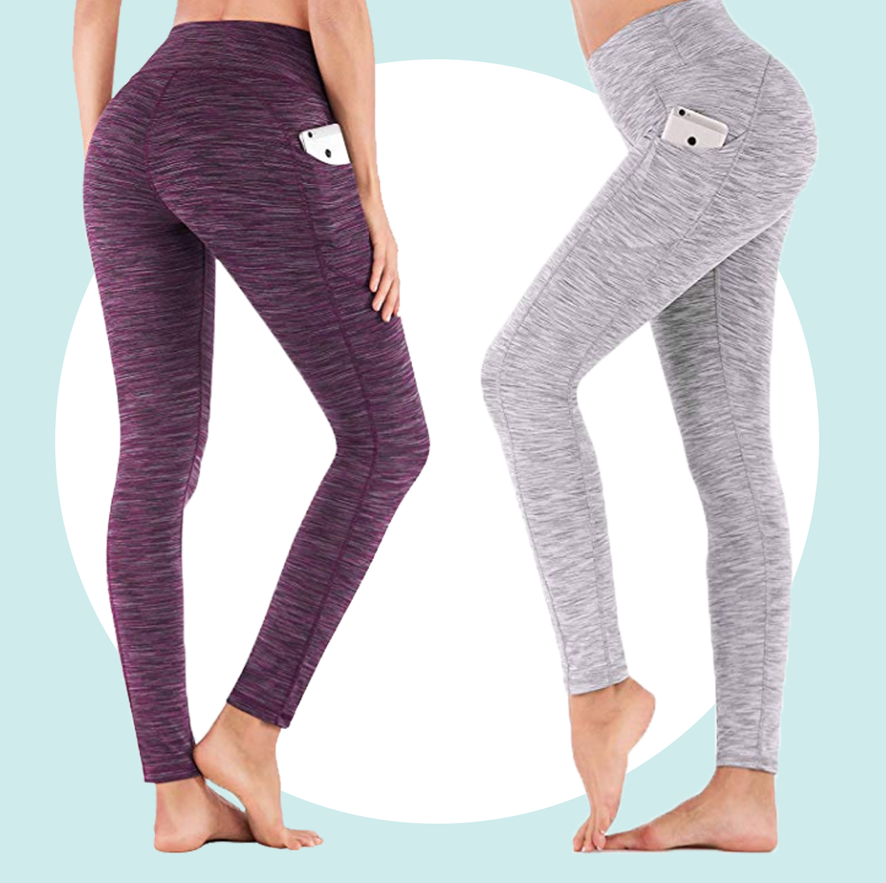 People Are Obsessed With These $15 Yoga Pants From Amazon