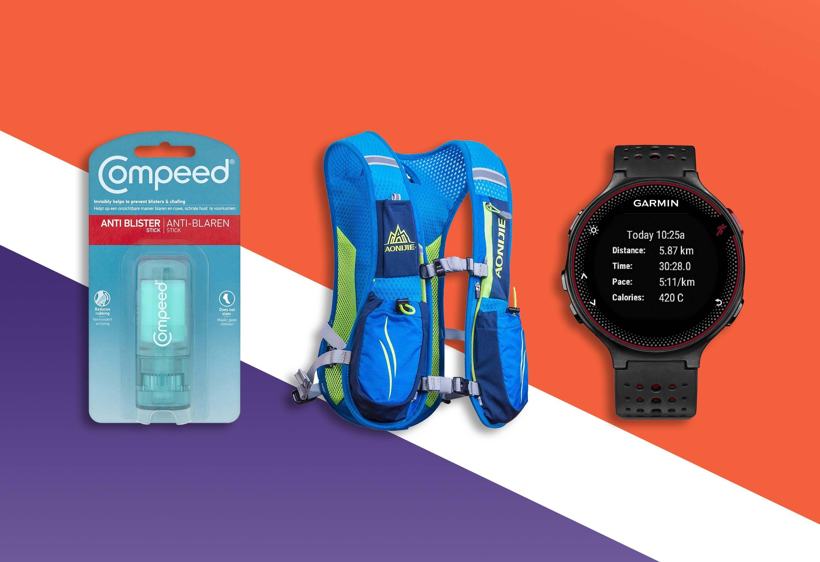Sportswear, sports equipment & supplements from Amazon