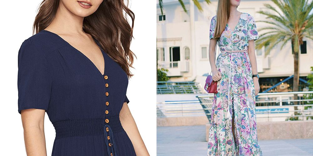 You Need To Add This $23 Maxi Dress To Your Summer