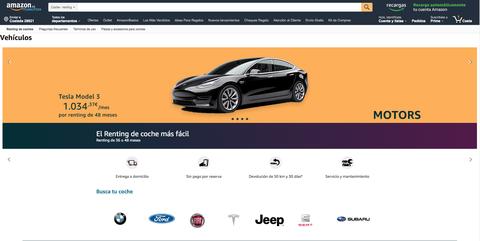 6898b83faa9f Amazon Motors: ¿Es el renting al mejor precio?