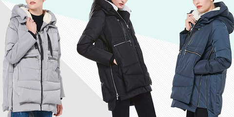 c360b2cab The Orolay Thicken Down Jacket Is the Most Popular Coat on Amazon