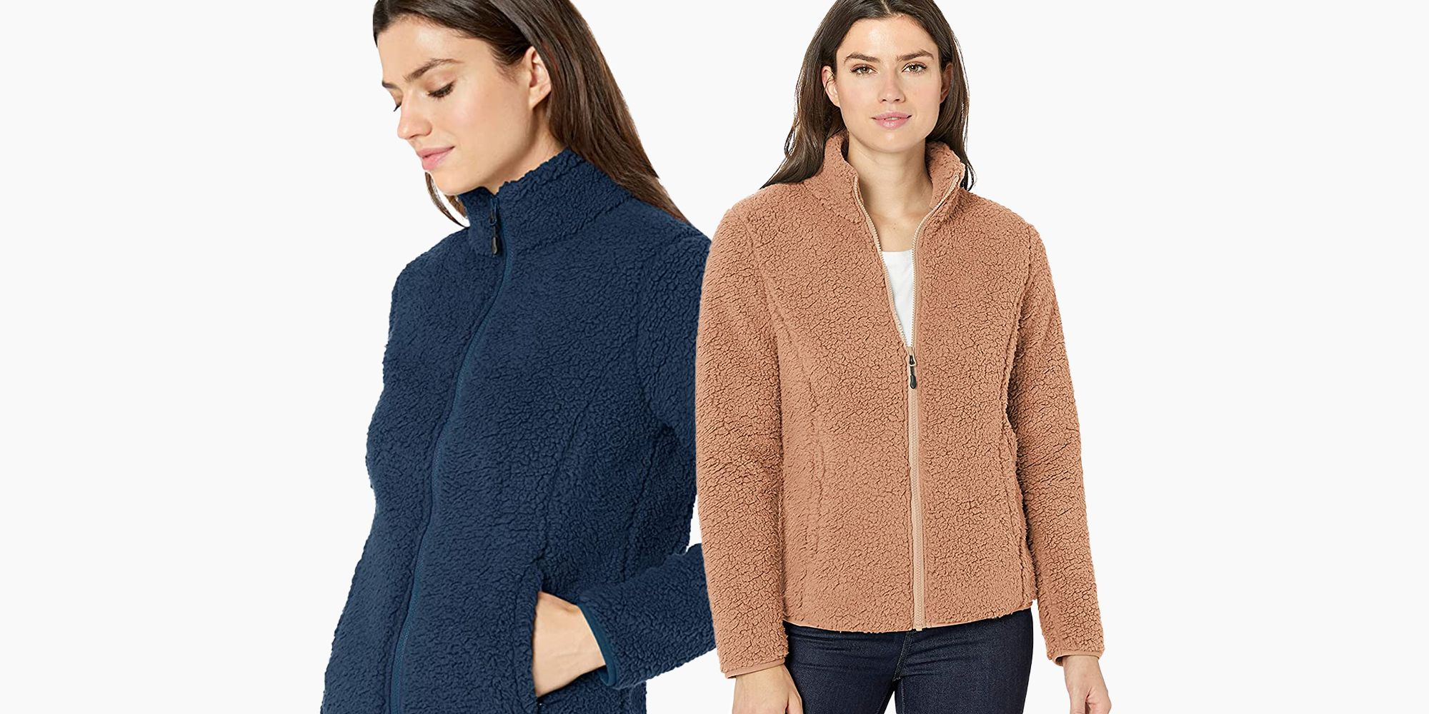 The Internet is Obsessed With This $30 Fleece, and It's Finally Back in Stock