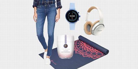 Jeans, Product, Denim, Leg, Design, Waist, Trousers, Gadget, Material property, Technology,