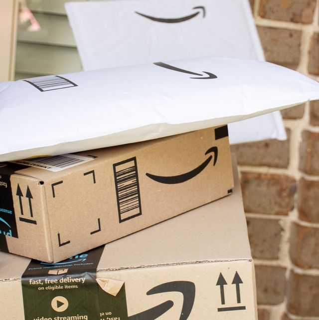 amazon prime boxes, amazon prime day, amazon sales