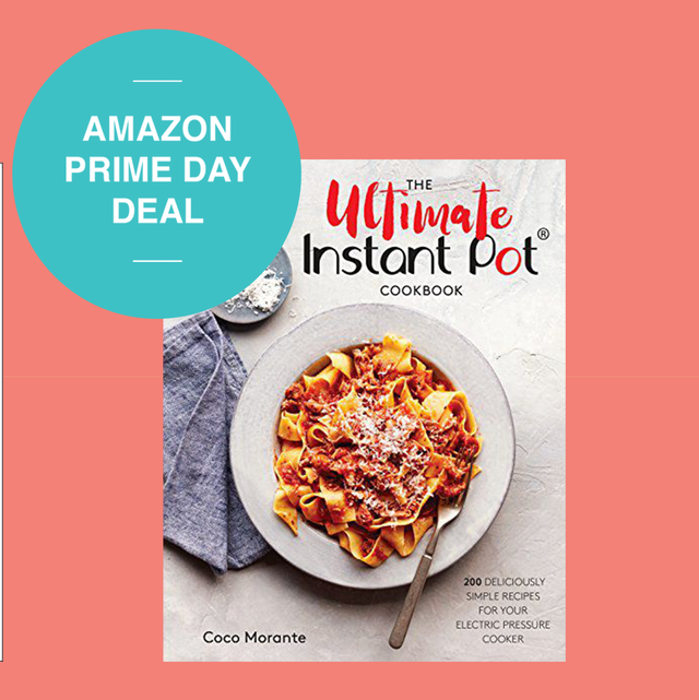 PRIME DAY DEAL: Save Up to 50% Off Cookbooks, Diet Books, and Best-Selling Novels
