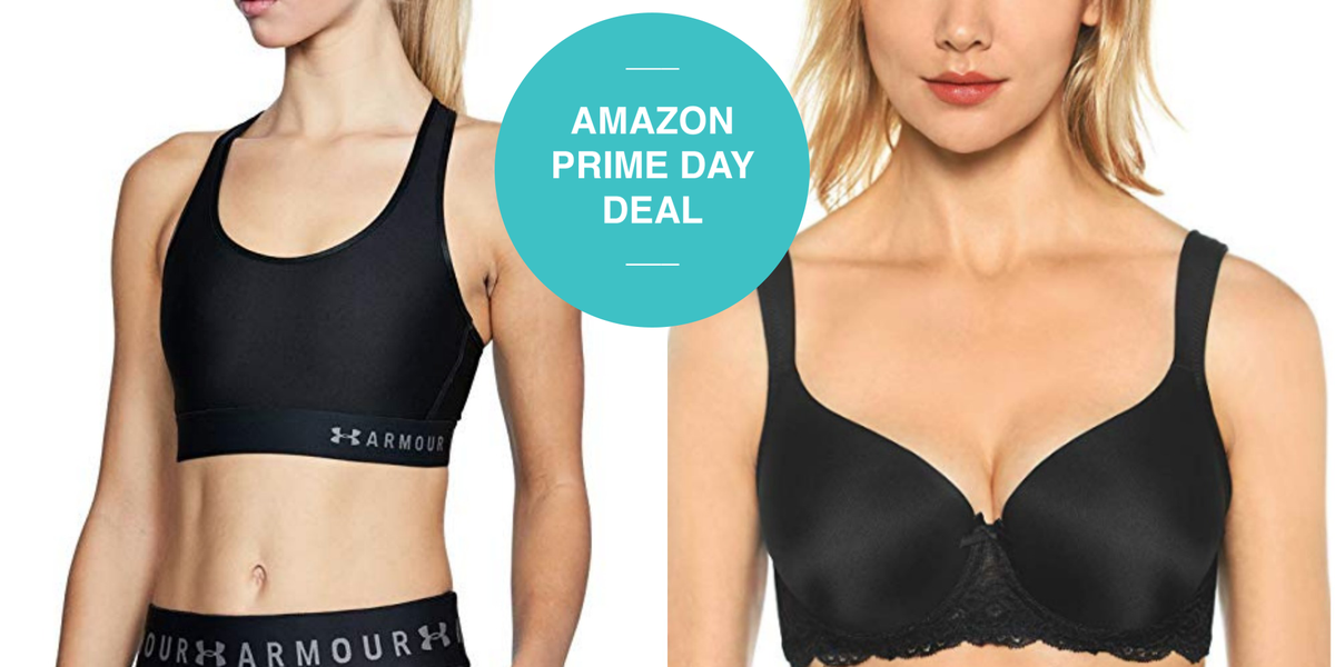 PRIME DAY DEAL: Up to 40% Off Top-Rated Bras on Amazon