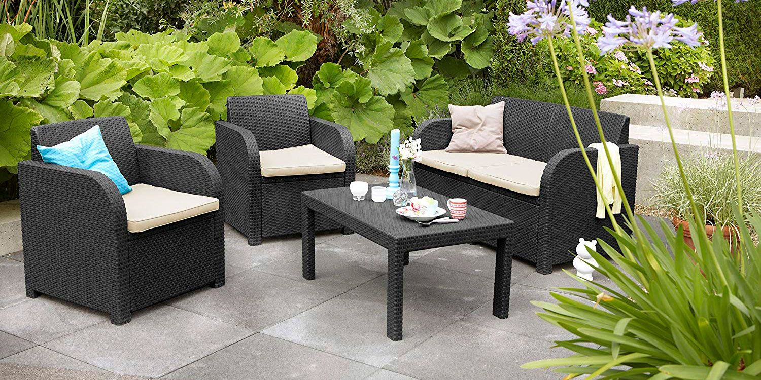 The best picks of garden furniture on amazon right now