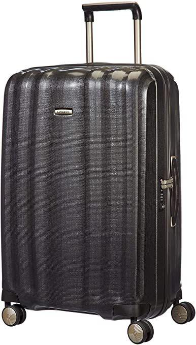 samsonite lite cube handbagage spinner s, breite 23 cm