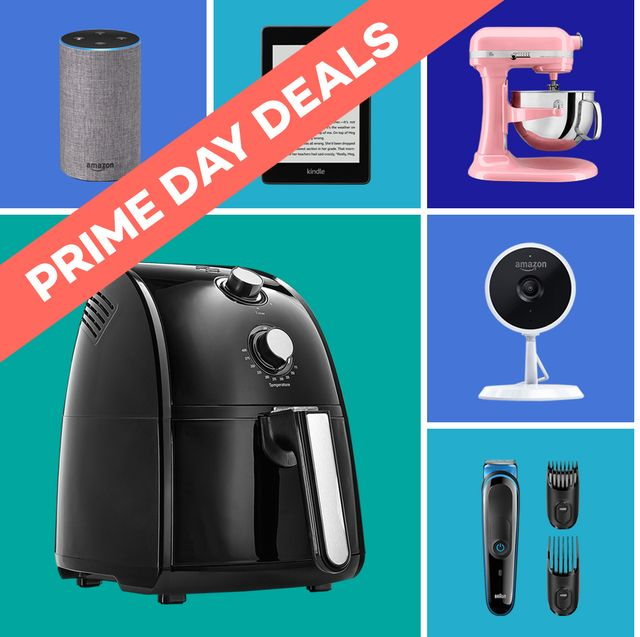 b2b68307d1be Amazon Prime Day 2019 - 50 Best Prime Day Deals to Shop Now