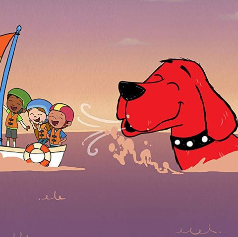 Kids' Shows - Clifford the Big Red Dog