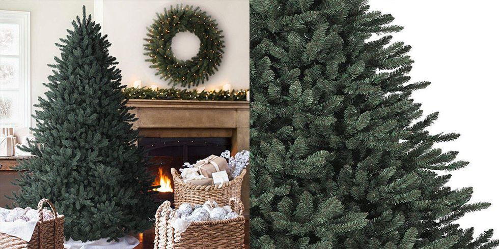 17 of the Best Artificial Christmas Trees That Look Incredibly Realistic