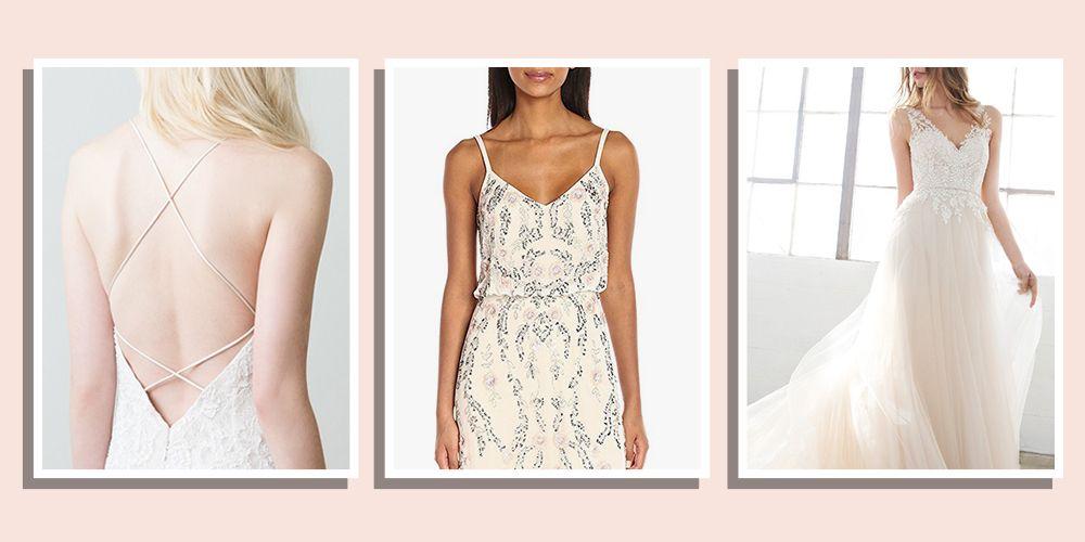 wedding dresses you can buy on Amazon