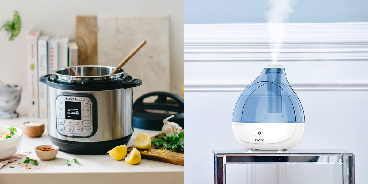Charmant Amazon Instant Pot And Portable Humidifier