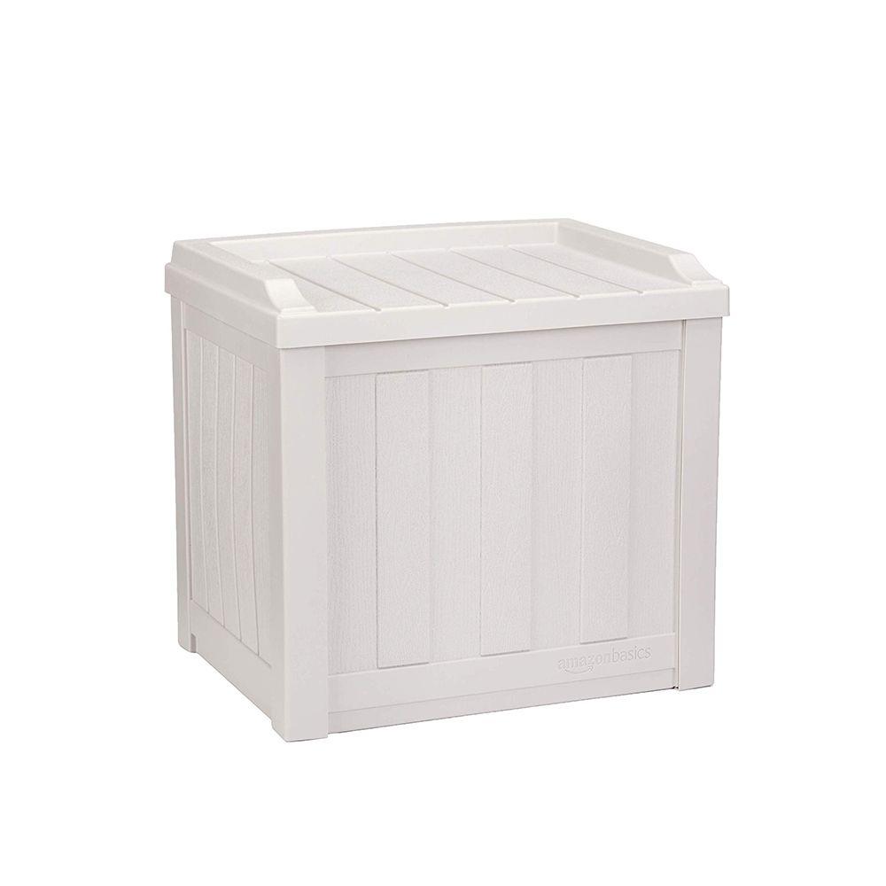 AmazonBasics Resin Deck Box
