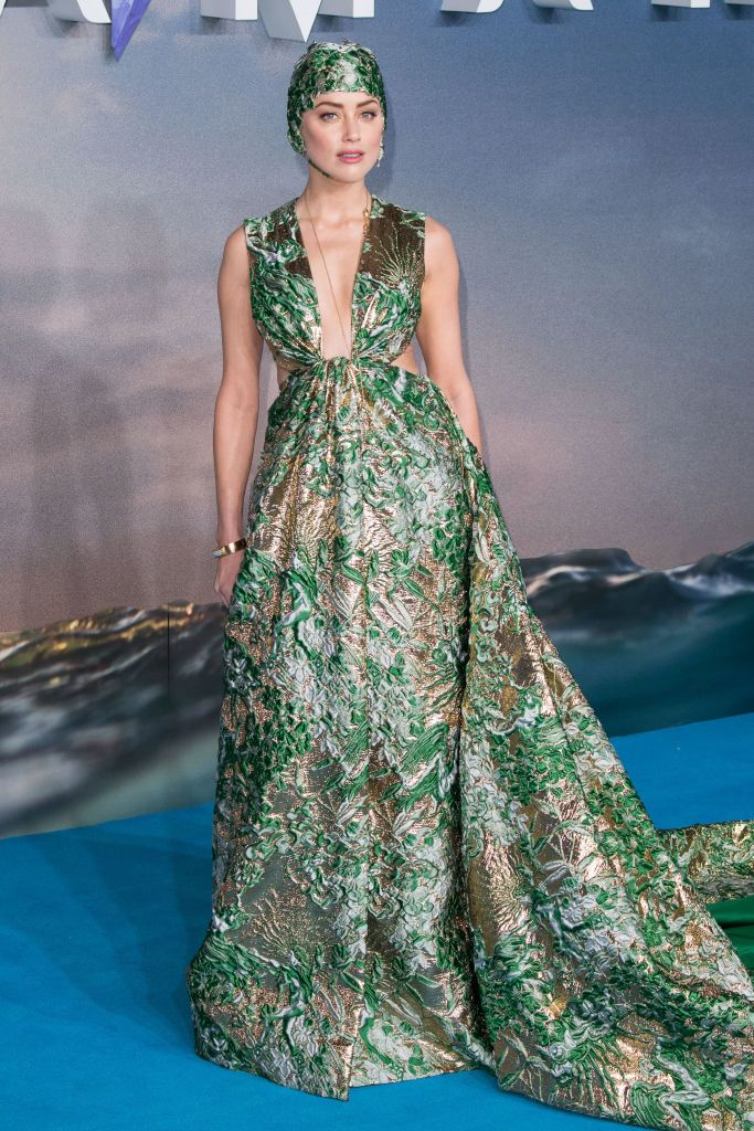 'Aquaman' World Premiere - Red Carpet Arrivals