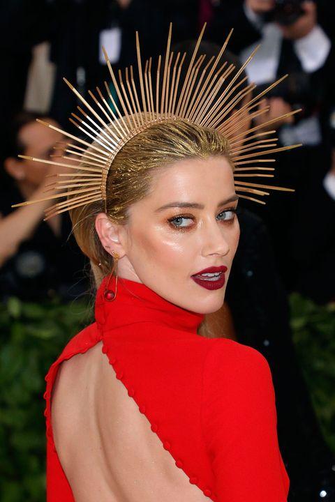 Met Gala 2018 headpieces