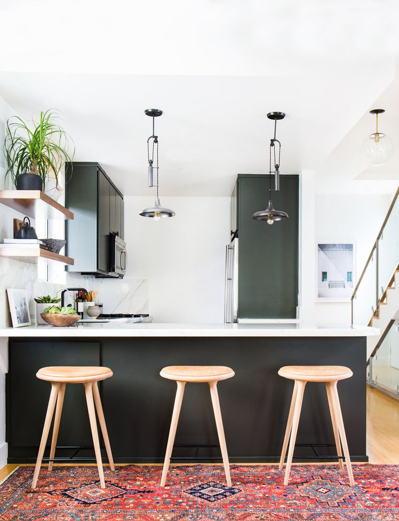 Tiny Kitchen Design Layouts House Beautiful