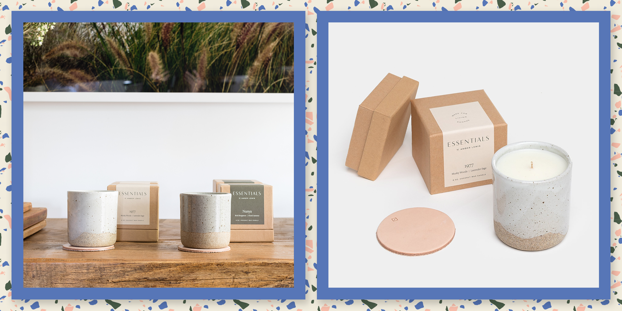 Amber Interiors Launches Its First Candle Collection - Amber Lewis