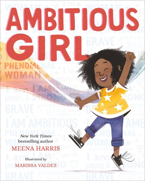 Meena Harris Talks 2nd Kids Book Ambitious Girl Out Early 2021