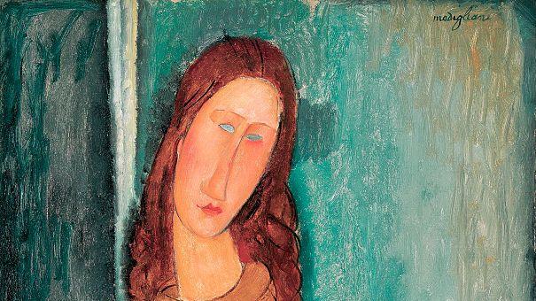 Le storie d'amore nella storia dell'arte. La passione disperata tra Amedeo Modigliani e Jeanne Hébuterne