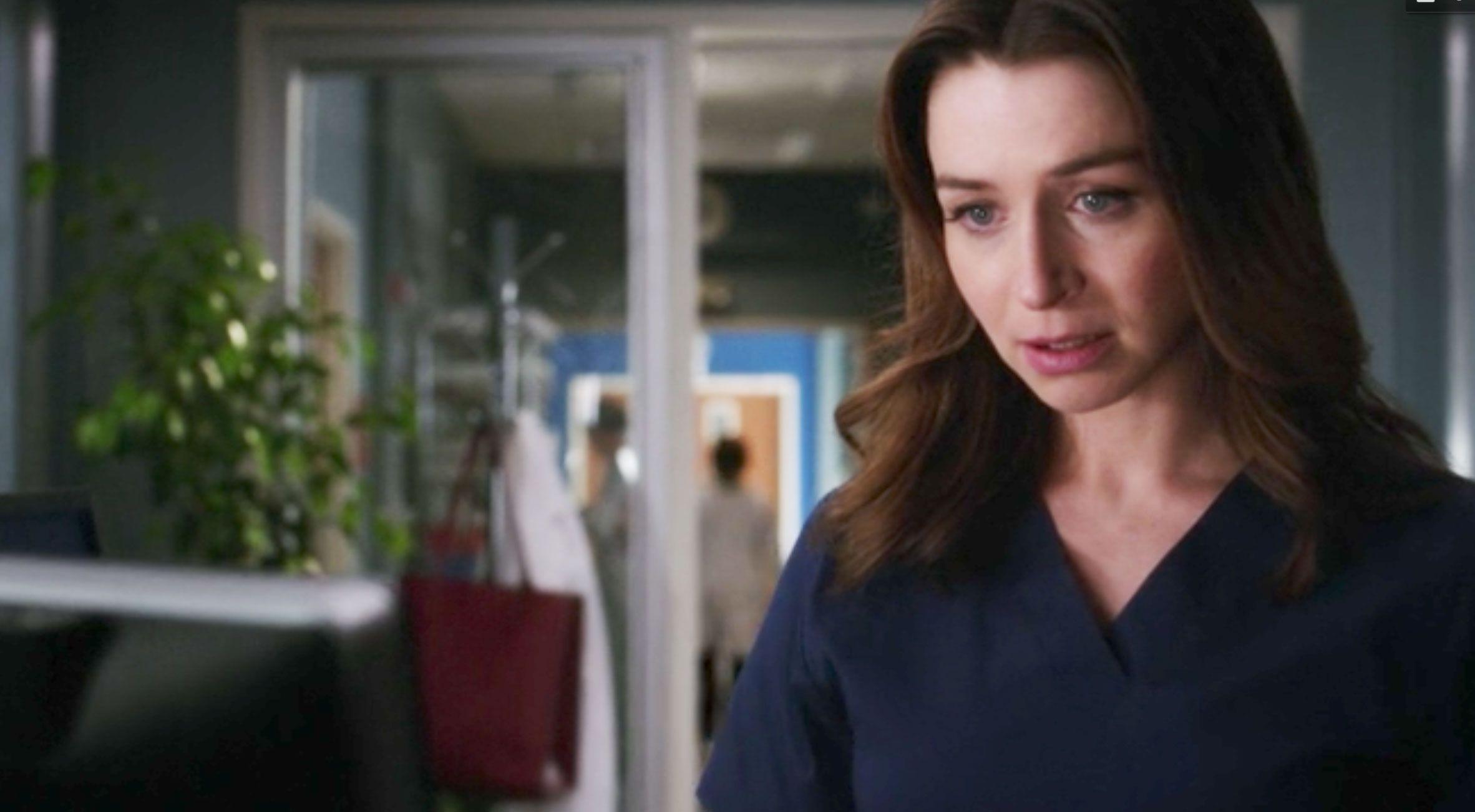 Grey\'s Anatomy Season-14 Premiere - Amelia Finds a Brain Tumor