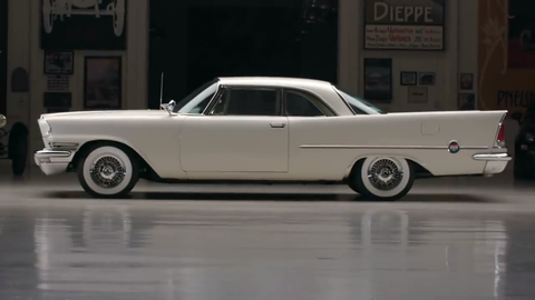 How One Man Brought Back the '58 Coupe that Chrysler Made Disappear