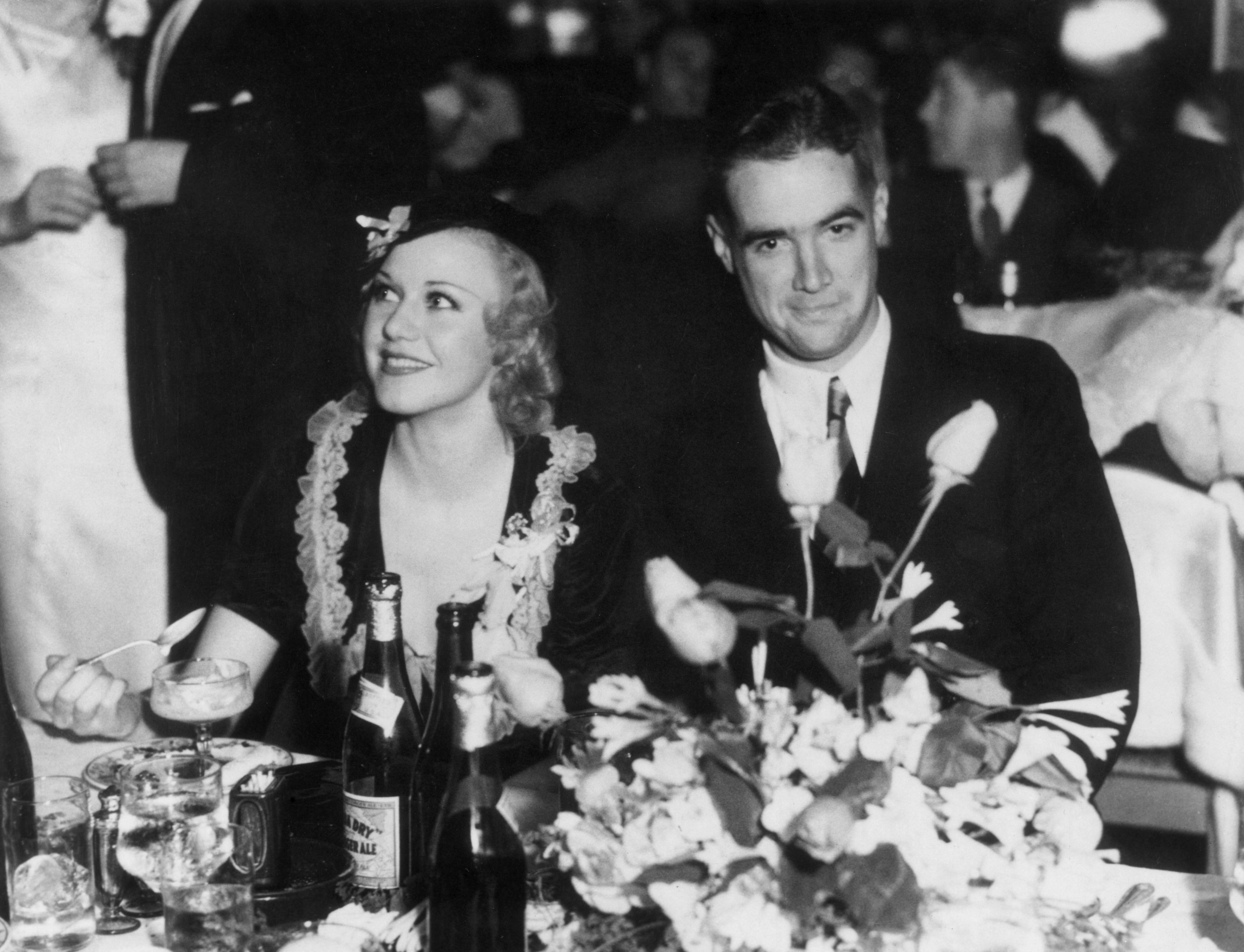 Howard Hughes Affair With Ginger Rogers Hollywood Producer