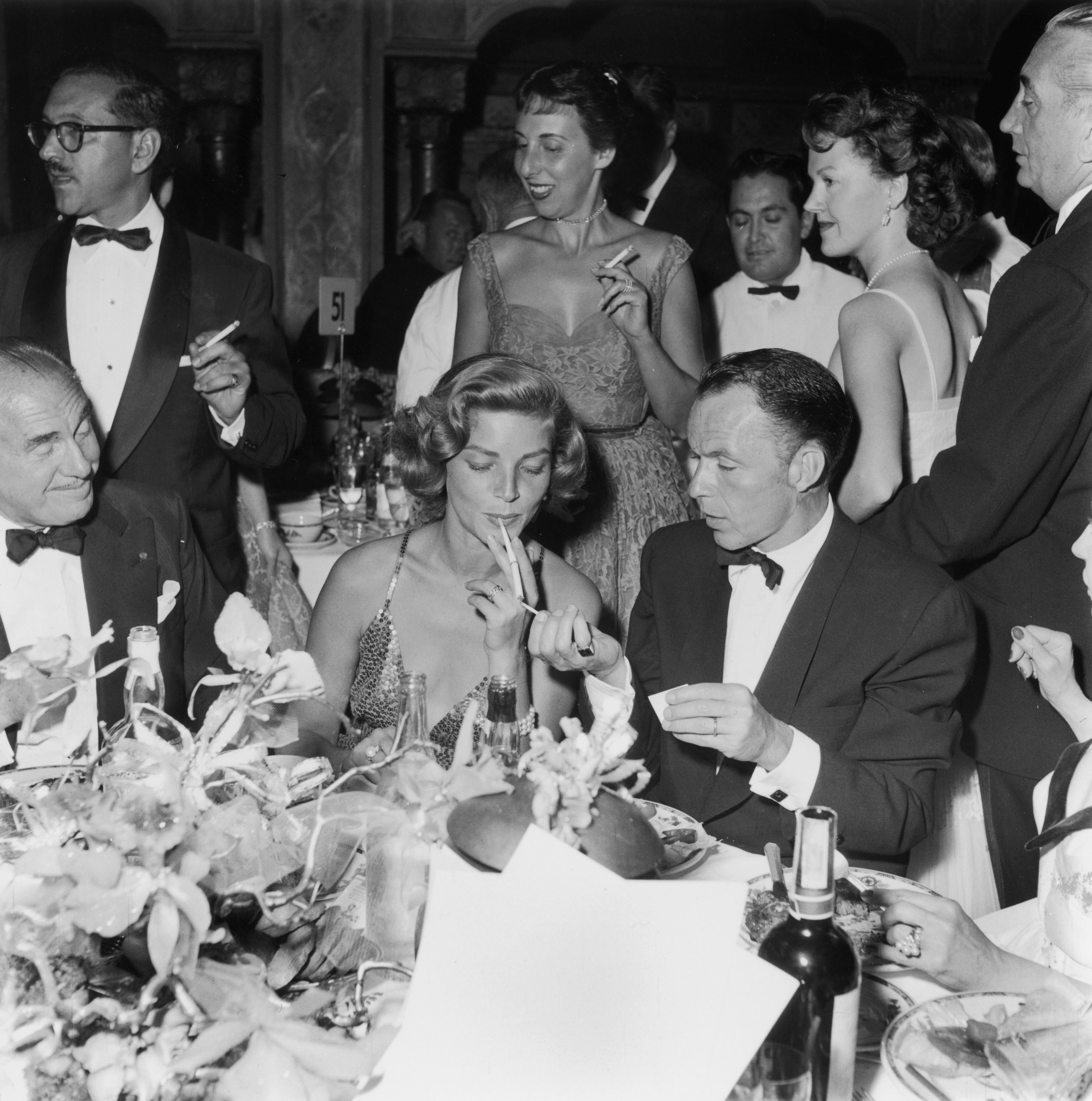Iconic Hollywood Party Photos From the Past