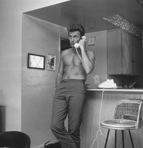 Topless Clint