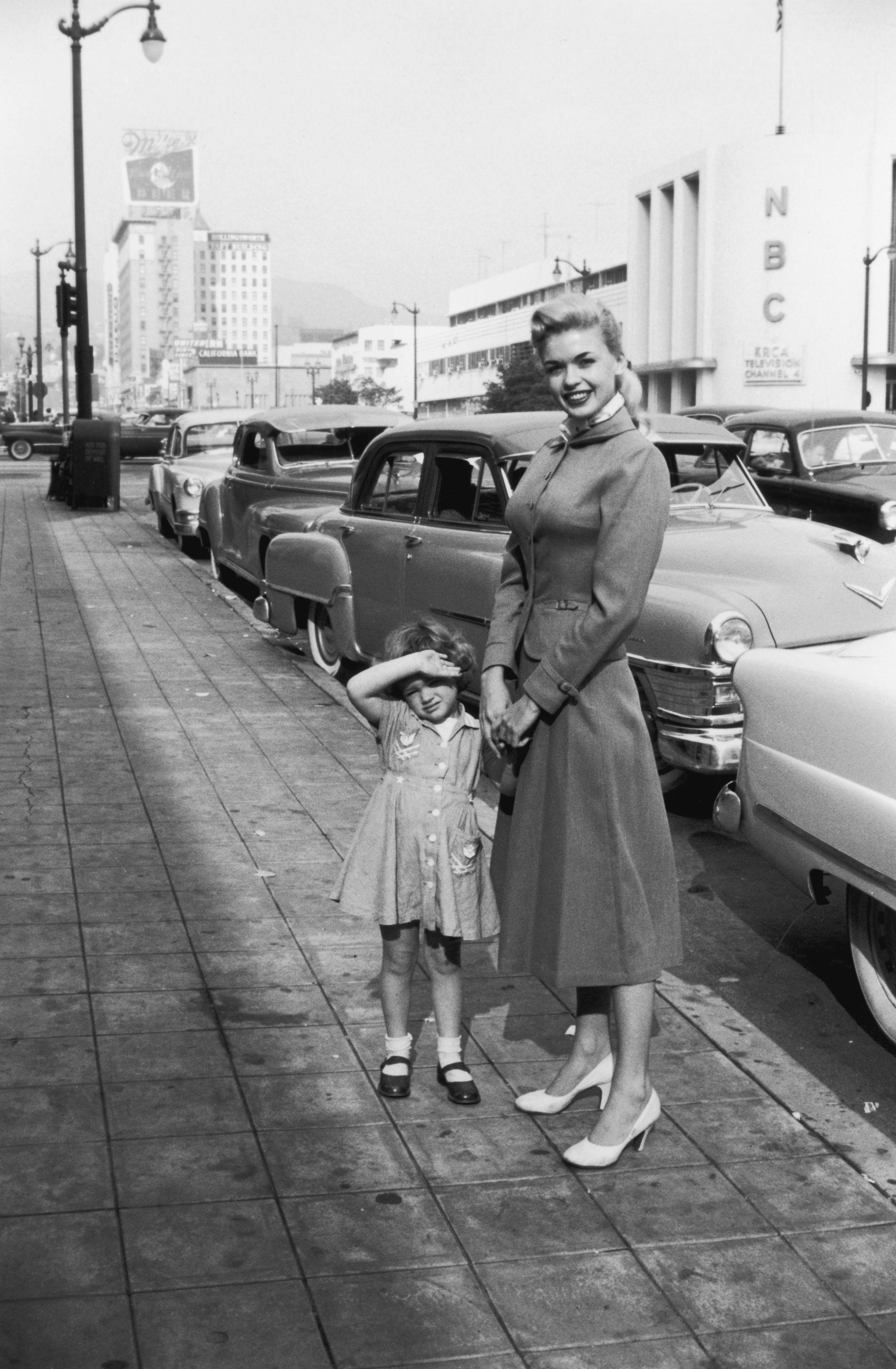 Daughter jayne mansfields who is Jayne Mansfield