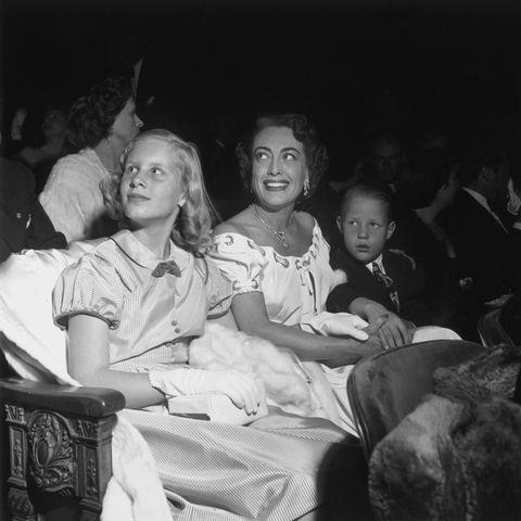 joan crawford and children