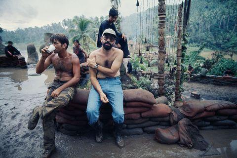 On the Set of Apocalypse Now