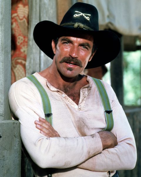 tom selleck young