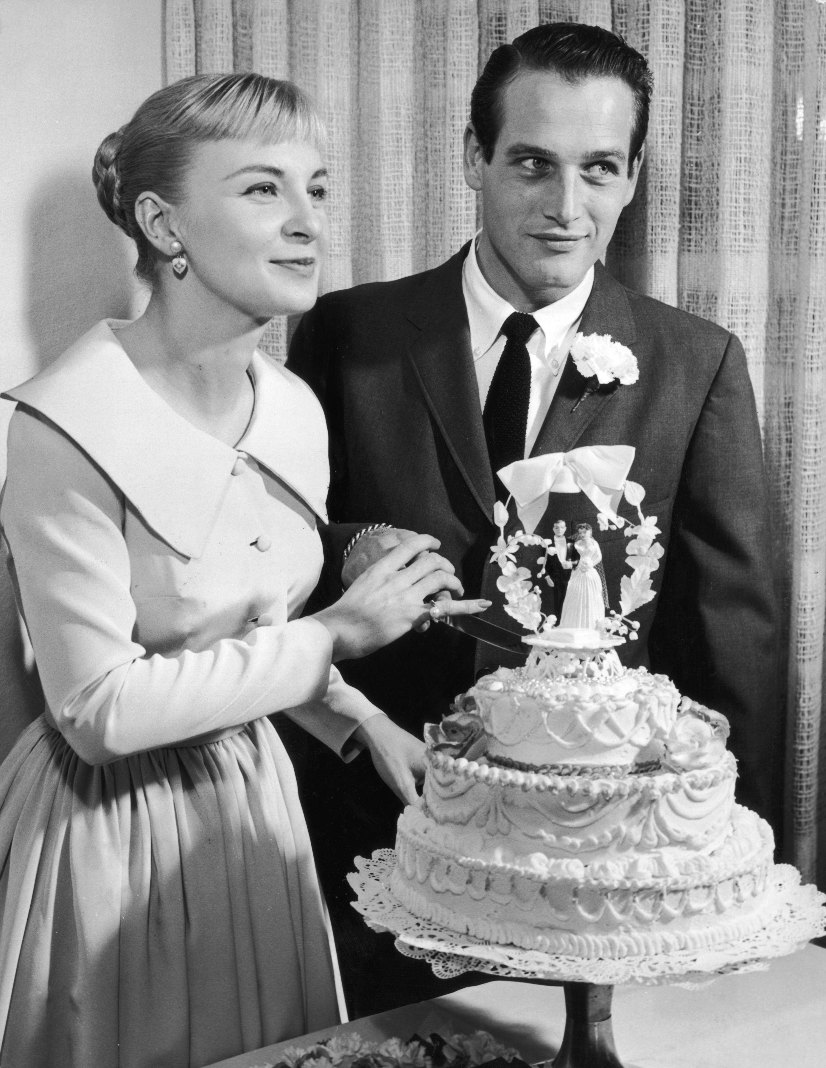 Los atípicos vestidos de novia con los que se casaron las divas de Hollywood