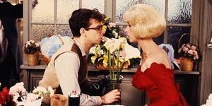 On the Set of Little Shop of Horrors