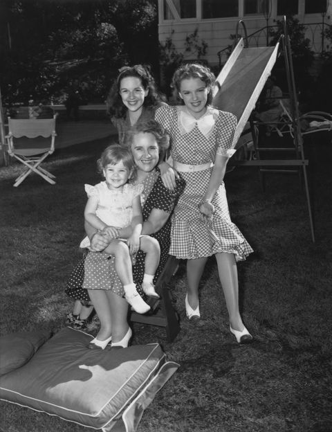 Judy Garland And Family