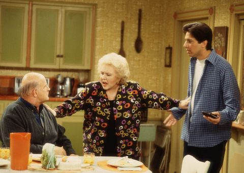 On The Set of 'Everybody Loves Raymond'