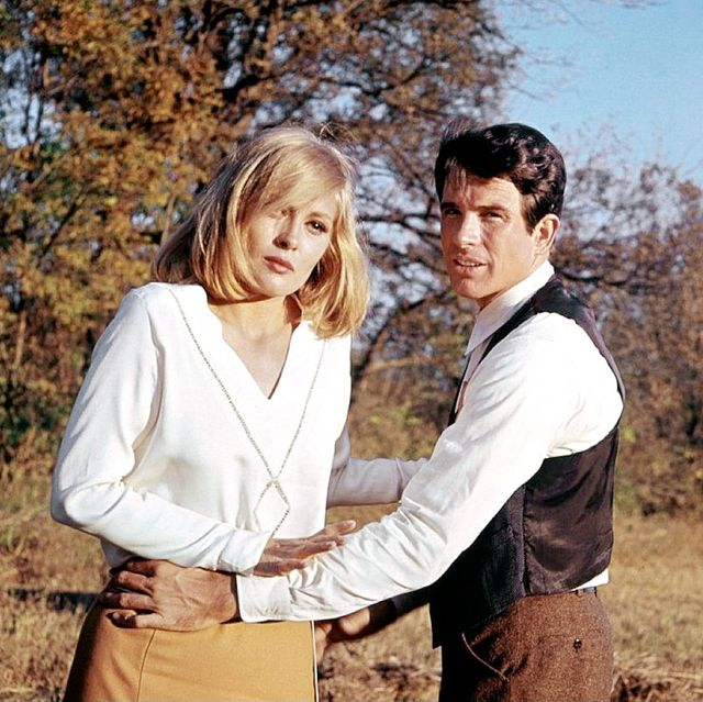 On the set of Bonnie and Clyde
