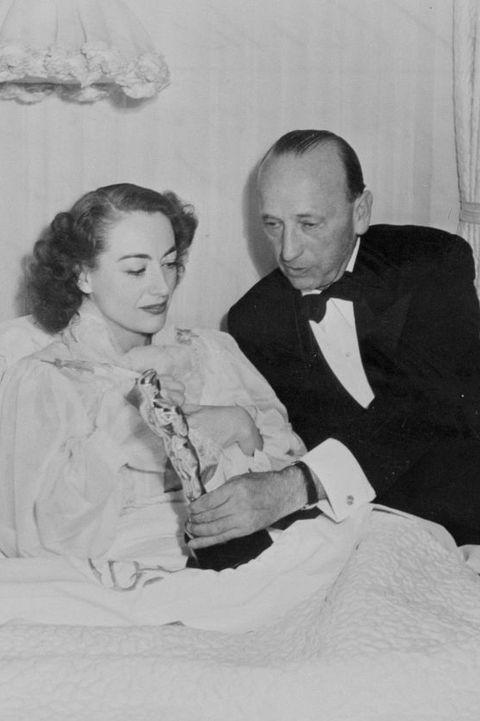 Joan Crawford academy awards