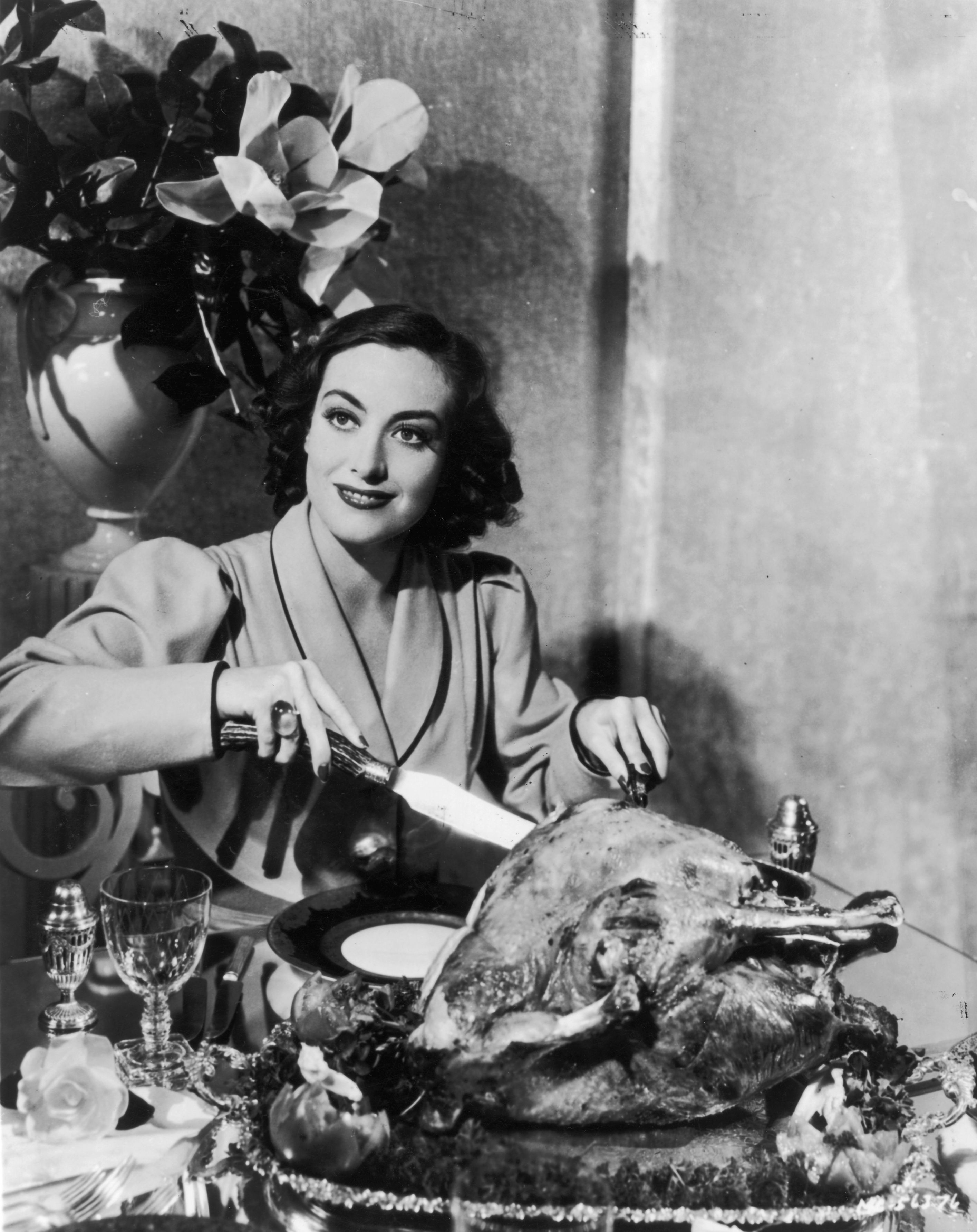48 Vintage Thanksgiving Photos - Retro Photos from Thanksgivings Past