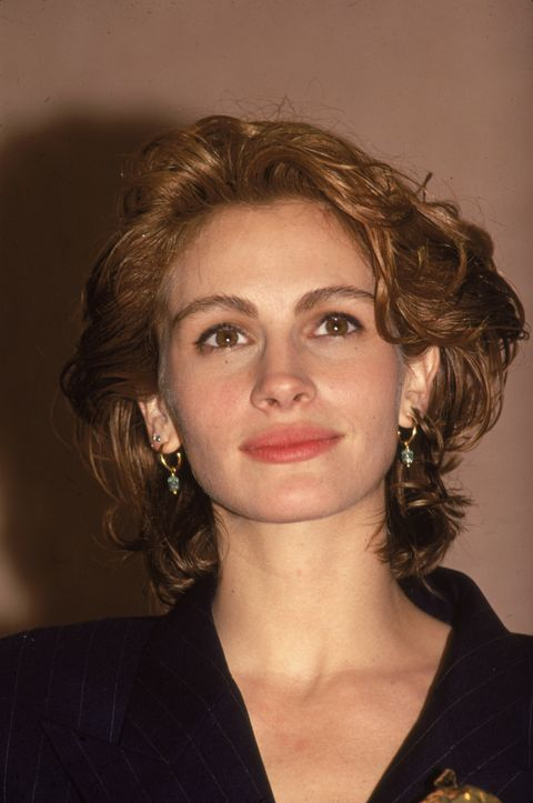 julia roberts at 1991 golden globe awards