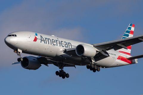 American Airlines Boeing 777-200