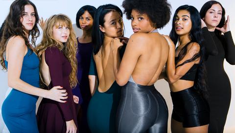 Fashion, Dress, Model, Little black dress, Event, Fun, Photography, Photo shoot, Fashion model, Formal wear,