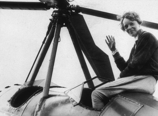 Was Amelia Earhart Eaten by Crabs?
