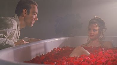 'american beauty' 1999, con kevin spacey