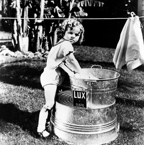 Shirley Temple breakout role