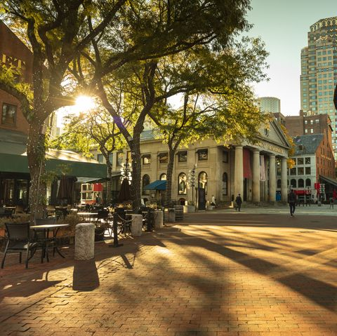 american cities that look european boston